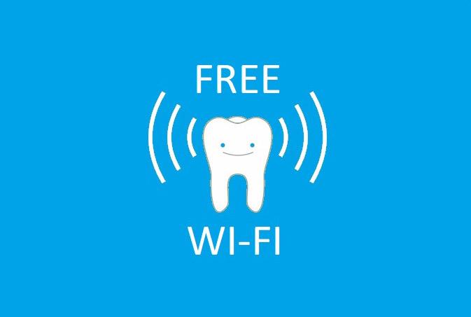 Free WiFi Studio Dentistico Urso