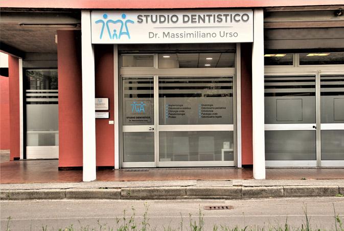 Ingresso Studio Dentistico Urso